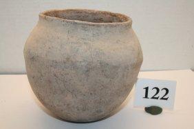Hohokam Pottery Utilatarian Jar