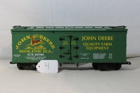 John Deere Rail Car