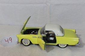 1957 T-bird Convertible