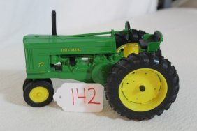 John Deere 70 Power Steering