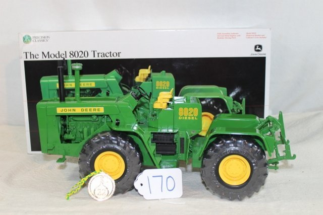 John Deere 170 P : John deere precision model lot