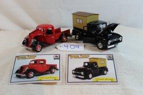 Vintage Trucks 1936 Ford * 1956 Camden
