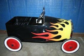 Roadster Pedal Car