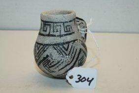Miniature Anasazi Handled Cup