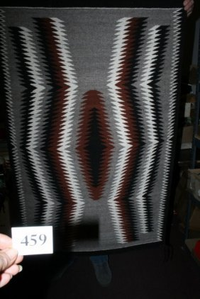 Regional Rug Navajo Etta Yazzie