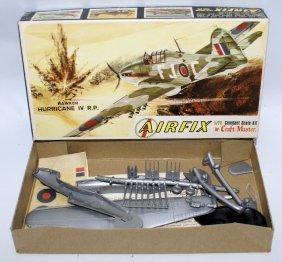 Airfix 1:72 Hawker Hurricane Iv R.p. Fighter Plane