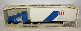 Nylint #820 Arma Home & Hardware Semi Tractor Trailer