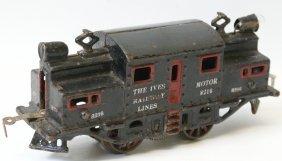 Rare O Gauge Original Cast Iron 1917 Ives #3216