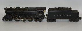 Lionel Train O Gauge 2-6-4 2035 Steam Locomotive &