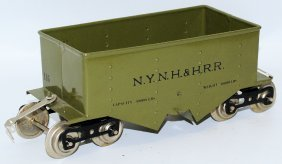 Prewar Lionel Train Standard Gauge Olive Green 116