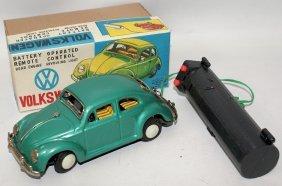 Yoshiya R.c. B.o. Tin Vw Volkswagen Beetle Bug #5027