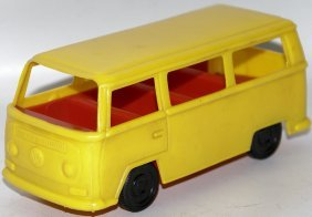 60's Frankonia Candy Container Toy Vw Volkswagen Bus