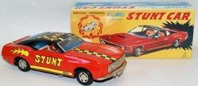 Tin B.o. Ford Mustang Stunt Car, Tokyo Shokai Toplay