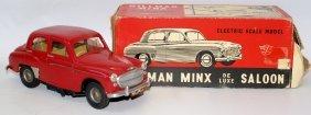 Hillman Minx De Luxe Saloon Electric Model Car By