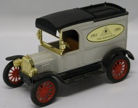 1980's Ertl 1913 Ford Model T Delivery Van, Telephone