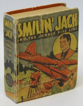 1947 Smilin' Jack And The Jungle Pipe Line #1419 Big