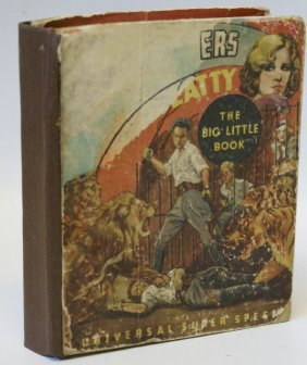 1934 Lions And Tigers Clyde Beatty Circus Big Little
