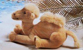 "Sonni (germany) Plush Stuffed 9-3/4"" Camel (kamel),"