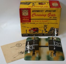 Ho Aristo-craft Automatic Operating Crossing Gate