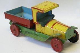 Tin J. Chein Dump Truck