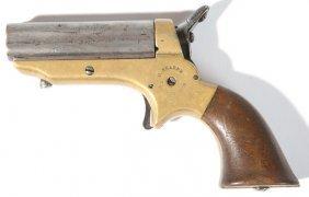SHARPS 4-SHOT DERRINGER PISTOL