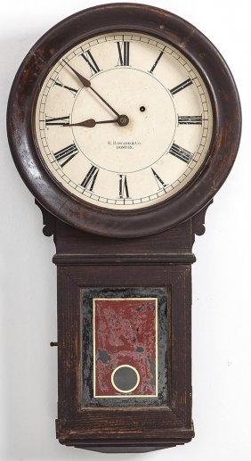 E. Howard & Co. Boston No. 70 Regulator Clock