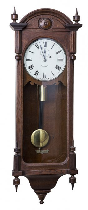 Seth Thomas No. 6 Regulator Wall Clock