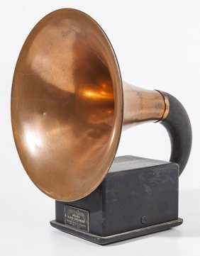 Dictograph Radio Loud Speaker