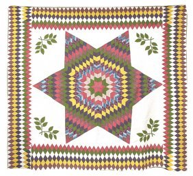 Lone-star Quilt