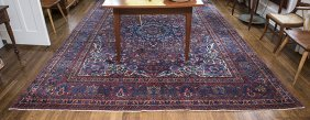 Antique Persian Room Size Oriental Rug