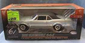 Vintage 1966 Oldsmobile All Cast Metal American Muscle