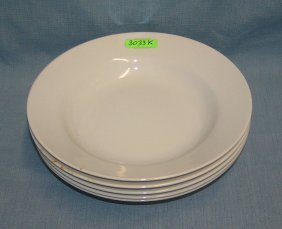 Group Of Five China Bowls