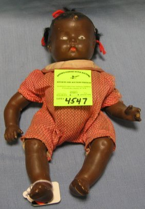 Early Black Americana Baby Doll