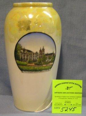 Souvenir Vase From The Church Of Nazareth Kentucky