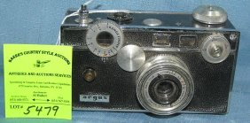 Early Argus Camera