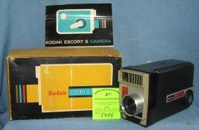 Vintage Kodak Escort Movie Camera