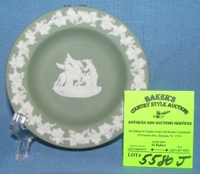 Early Signed Wedgwood Plate