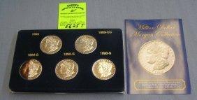 Silver Clad Mill. Dollar Morgan Silv. Dollar Collection