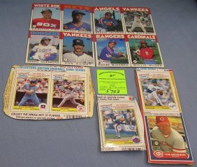 Collection Of Drakes And Other All Star Baseball Cards