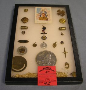 Group Of Vintage Collectibles