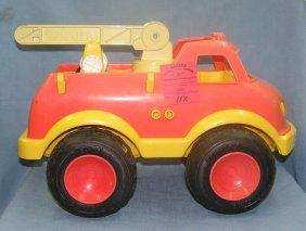 Vintage Tonka Fire Truck
