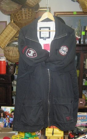 Ecko Rhino Brand Special Forces Type Winter Jacket