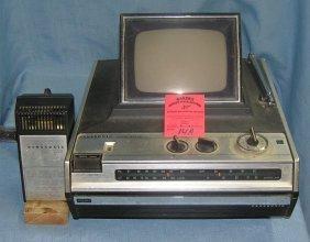 Panasonic Portable Tv And Radio Set