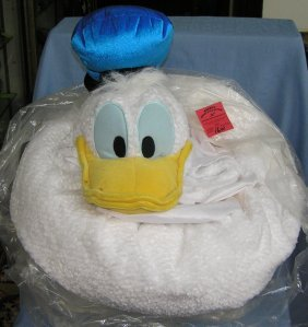 Donald Duck Disney Character Costume