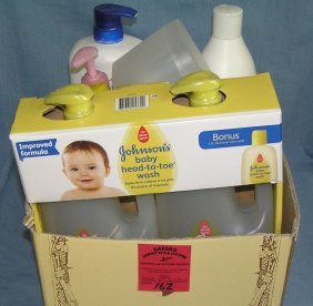 Estate Care Products And Bath Accessories
