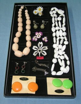 Group Of High Quality Costume Jewelry