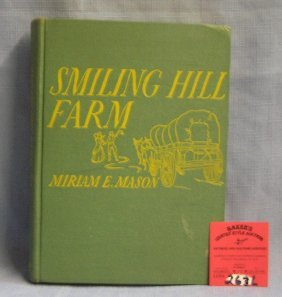 Smiling Hill Farm Vintage Story Book