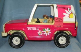 Vintage Large Scale Tonka Beach Buggy Jeep