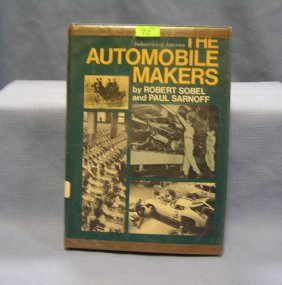 The Automobile Makers Vintage Book