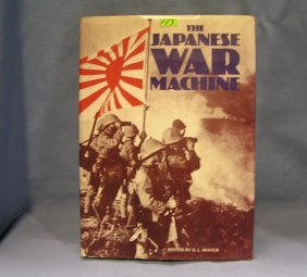 Vintage Book The Japanese War Machine